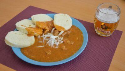 Authentic Czech Goulash Recipe – Český Guláš